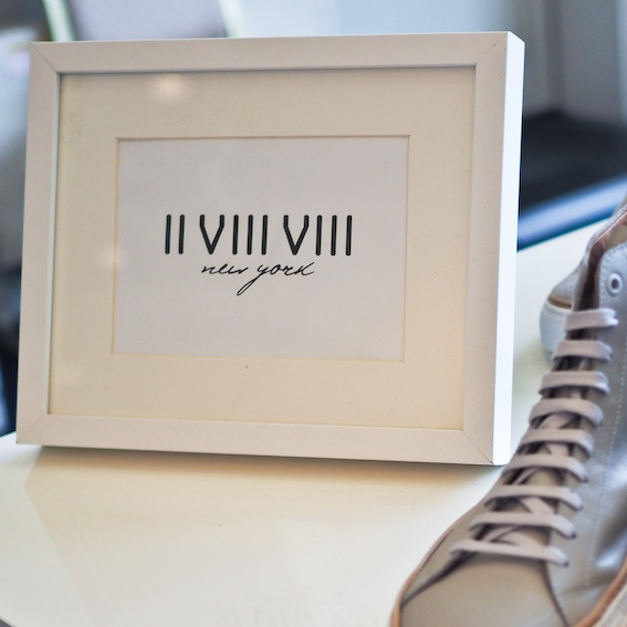 Pen Online                            Kazushi Takahashi / Fashion Writer高橋 一史/ファッションライター日本未入荷のストイックなモードスニーカー from NY:「II VIII VIII (No.288)」