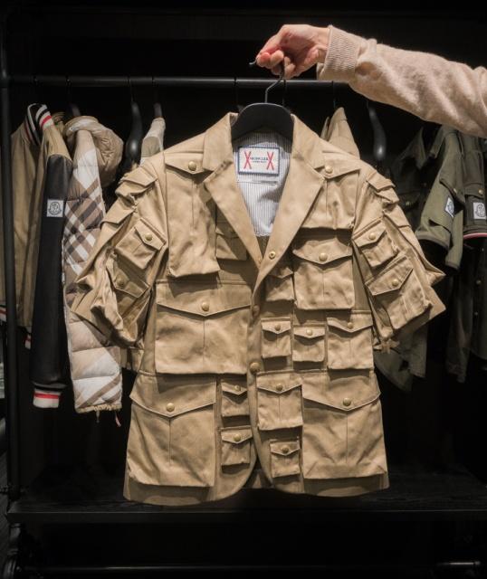 ファッション界の「イグ・ノーべル賞」は、トム・ブラウンで間違いない:2017年春夏