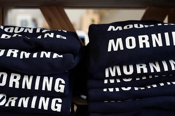 マウンテンモーニングとONOMICHI U2