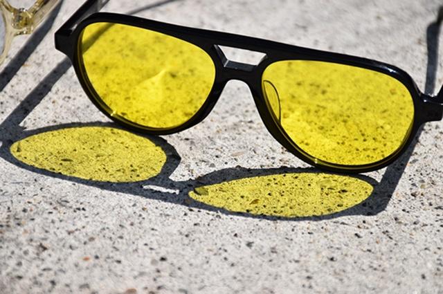 大阪発、ガラスの魅力を伝えるサングラス。
