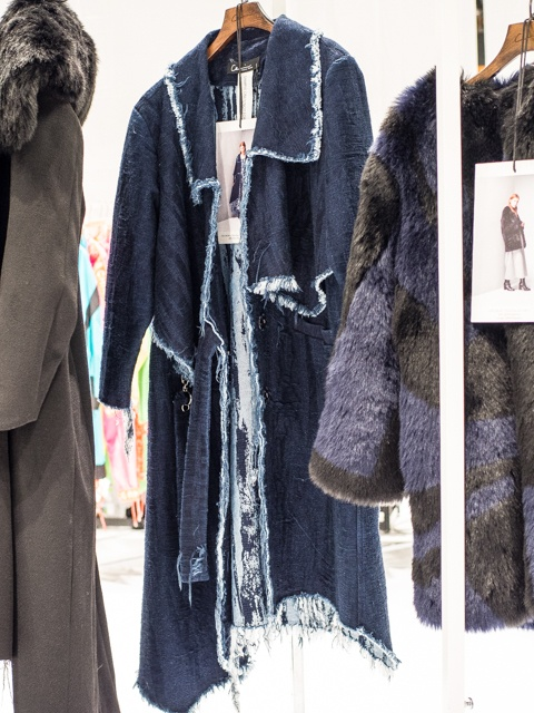 台湾美人に出会ったら、優れたファッションデザイナーだった件
