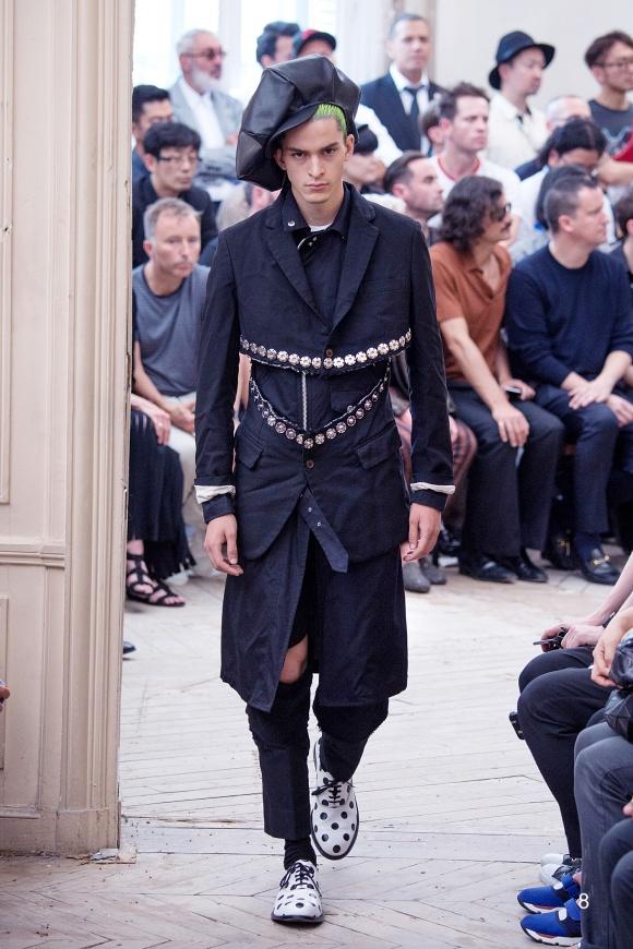 COMME des GARÇONS HOMME PLUS / コム デ ギャルソン・オム プリュス | Fashion | Collection | Pen Online