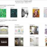 Amazonで、ファインアートを買ってみませんか?