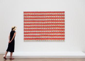 ウォーホルたちの名作に目が眩む、アメリカン・ポップ・アート展。