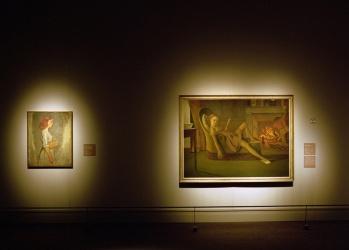 """「バルテュス展」、少女という""""完璧な美の象徴""""を描いた巨匠。"""