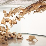 空間を満たす多彩なストーリー、 横浜美術館「蔡國強展:帰去来」を観よ!
