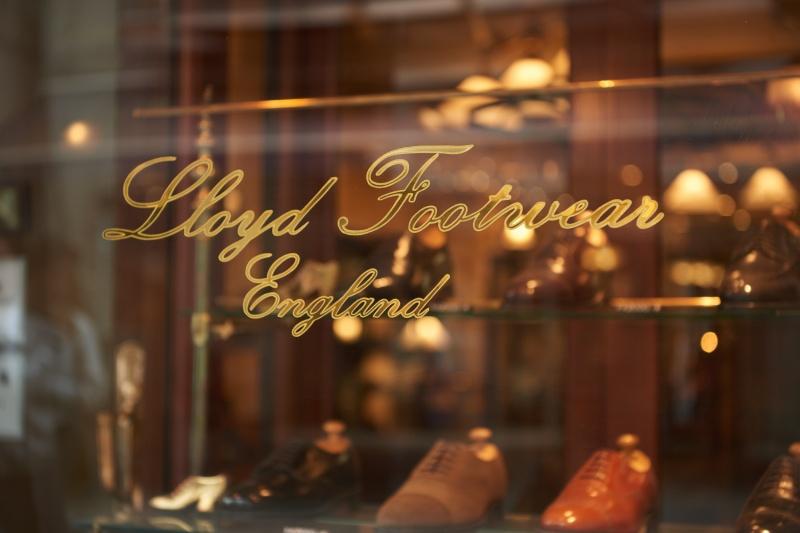 すべてが英国・ノーザンプトン製の正統靴専門店、「ロイドフットウェア銀座」