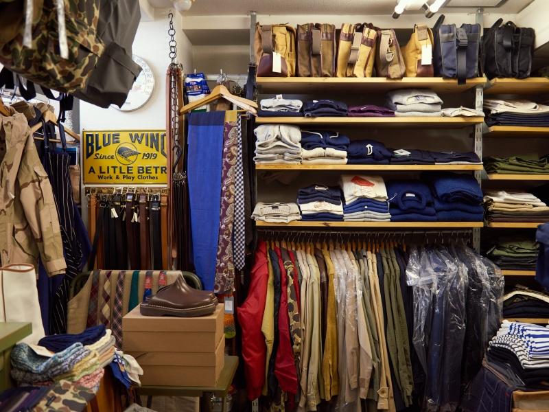 """""""服好き""""の顧客が集う、小さな聖地。"""