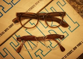 世界的にも希な、ヴィンテージ専門の眼鏡店。