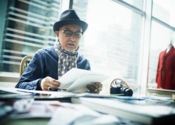 "【EOS M6×6senses:写真×ファッション】デザイナー・菊池武夫にとって、""写真""はいかなる存在なのか?"