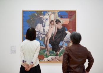 旧宮邸で味わうアール・デコの華、東京都庭園美術館「幻想絶佳:アール・デコと古典主義」
