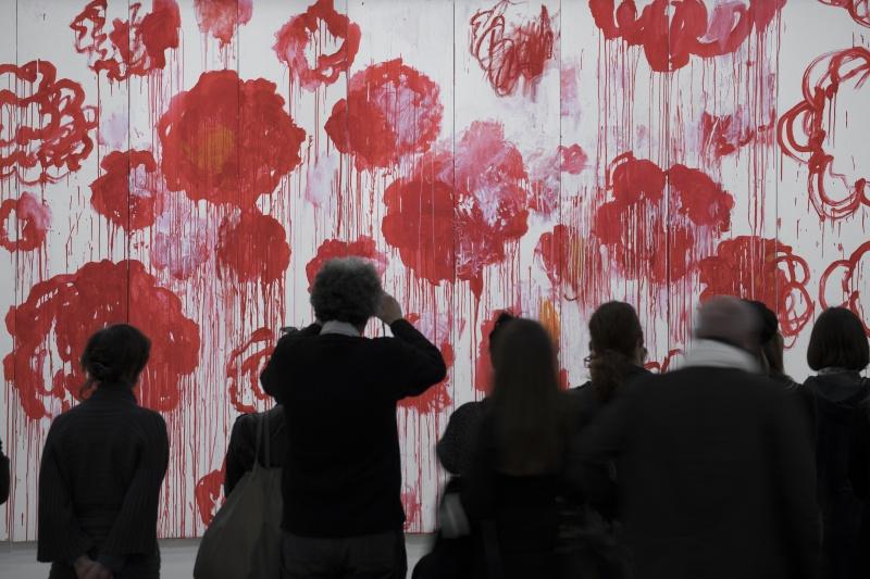 【いま、パリで見るべき展覧会】Vol.1 ポンピドゥー・センターで開催中、サイ・トゥオンブリーの大回顧展をお見逃しなく!