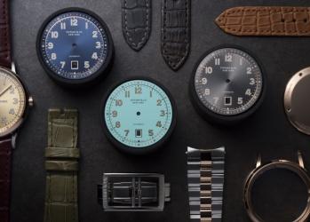 腕時計ジャーナリスト並木浩一が、ティファニーの名品「CT60」のパーソナライゼーションサービスを体験。