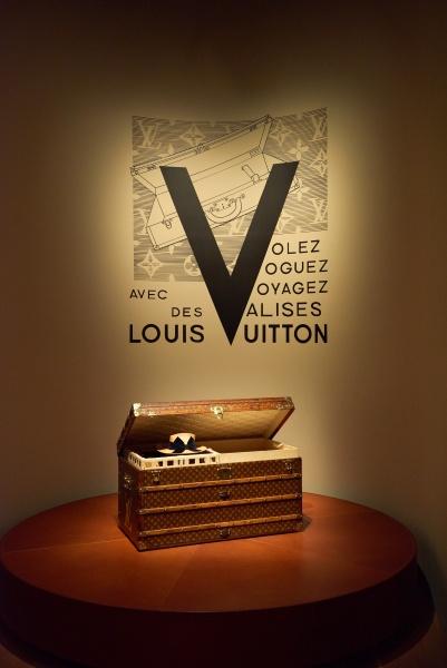 「ルイ・ヴィトン」の特別展で、遥かな旅を楽しみましょう。