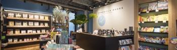 アメリカ西海岸から楽しいビジュアルブックが毎月届く、日本初の「クロニクルブックス」直営店。