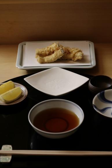 江戸風の気質あふれる、天ぷらの新鋭。