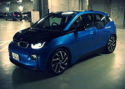 """100%電気グルーヴ! BMW  i3で決めたいキミの都市的""""リベラル""""マインド"""