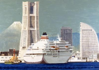 アンクルトリスでおなじみの柳原良平、没後初の「企画展 柳原良平 海と船と港のギャラリー」が開催されます。