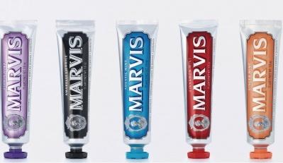 イタリアの「MARVIS」が日本初上陸! デザイン性の高いデンタルケアアイテムで毎日をもっと爽快に。