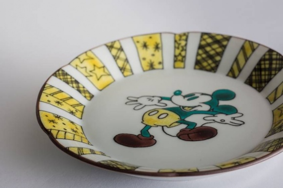 人気のキャラクターを和食器に描いた、「ディズニーコレクション / 日本生活」に注目!