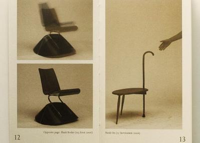 Vol.14 展示会に足を運ばないと完成しない、作品集に設けられた仕掛けとは?
