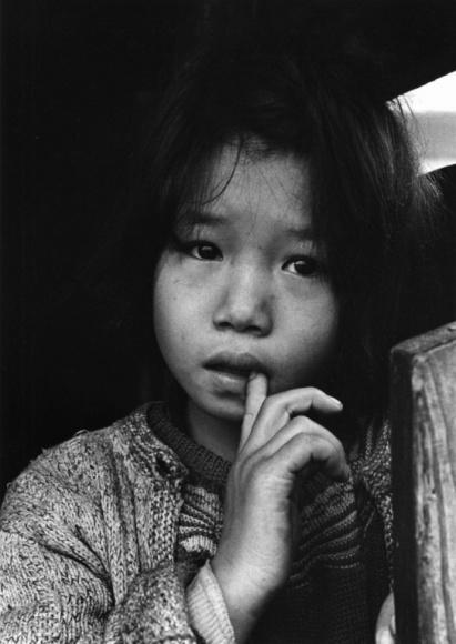 200余点を集めた、写真家・土門拳の「昭和のこどもたち」展を見る。