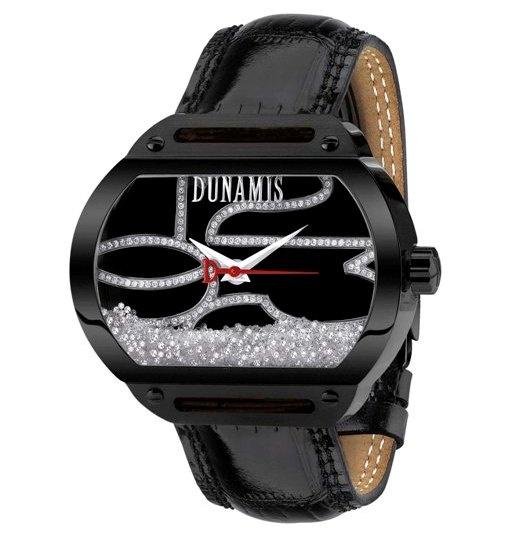 セレブも注目! 文字盤の中にダイヤが漂うゴージャスな腕時計、「デュナミス...  上写真:「SP