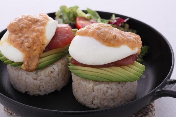 """11月5日(いいたまごの日)に、卵が自慢の""""朝食メニュー専門店""""が六本木に誕生。"""