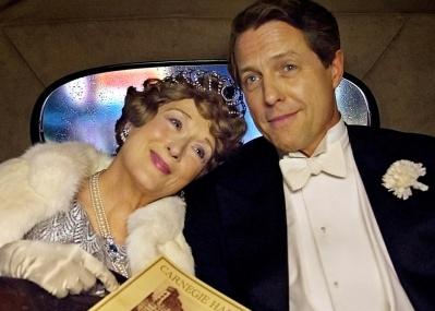歌を愛し続けた音痴なマダムの実話が映画化! 『マダム・フローレンス! 夢見るふたり』が公開です。