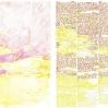 建築家、原広司が思索とともに描いた壁紙とは。市原湖畔美術館の「原広司:WALLPAPERS」展。