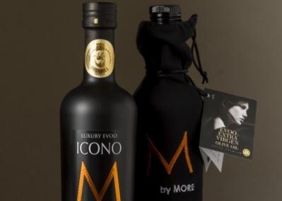 ボトルデザインもカッコイイ! 世界で最もエレガントなチリ産オリーブオイル「ICONO」が初上陸です!