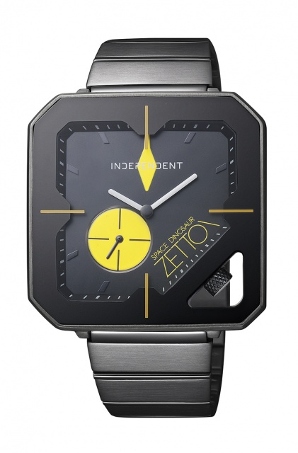 """""""ウルトラな男""""のために必要な、強さが光る腕時計が登場。"""