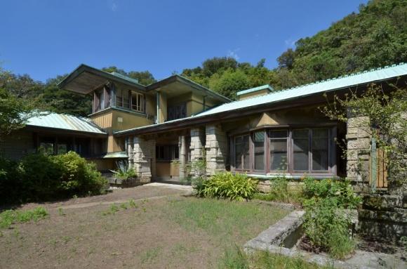 フランク・ロイド・ライトの弟子、遠藤 新による別荘建築の名作が葉山にて特別公開!