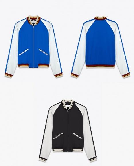 ローリング・ストーンズの東京公演で、キース・リチャーズが「サンローラン」を着用!
