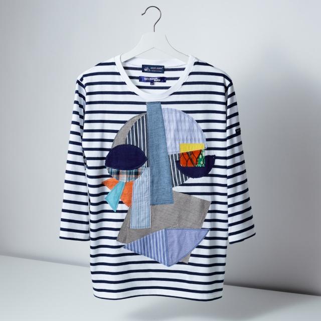 ジュンヤのTシャツと、バスクシャツのエピソード