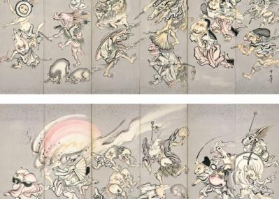 """""""幕末の天才絵師""""河鍋暁斎の画力を驚嘆のコレクションで観る。「これぞ暁斎!」は見逃しちゃもったいない!"""