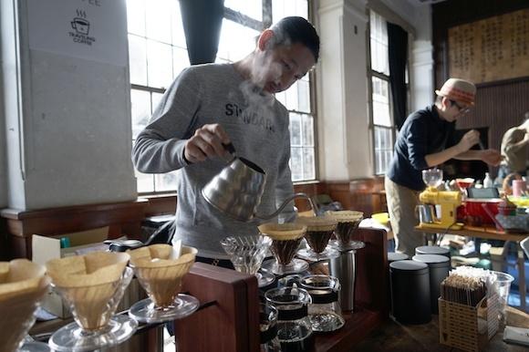 京都の人気コーヒー店が集まる「ENJOY COFFEE TIME」へ出かけよう!