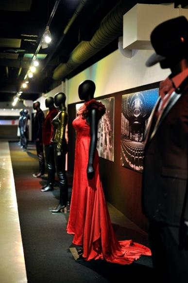実写映画「ルパン三世」のコスチュームデザイン展を、北青山で開催中。