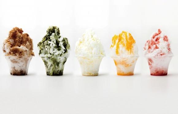 大人好みのかき氷ブランド「ミルク&ハニー」、原宿に季節限定オープン