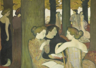 三菱一号館美術館の「オルセーのナビ派」展は逸品ぞろい! 国内初の本格的な展覧会をお見逃しなく。