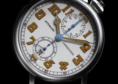 オリジナルの意匠を活かした、名作時計の復刻。