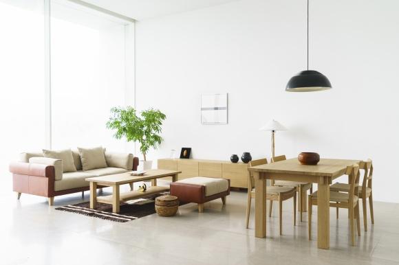 家具の理想形を、「プラウド」と「ユナイテッドアローズ」が考えました。
