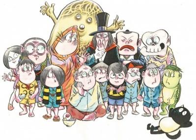 妖怪ブームを巻き起こした漫画家・水木しげる氏の回顧展「追悼水木しげる ゲゲゲの人生展」が開催!