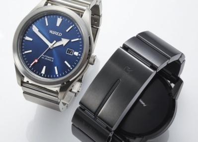 腕時計のバンドをスマート化する、新たな発想。