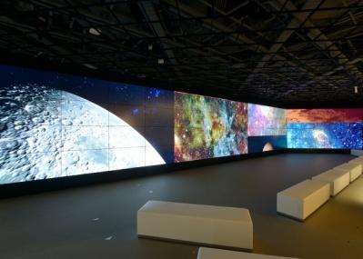 銀座にいながら宇宙を感じる! 「METoA Ginza」最新技術とアートの融合を体感しましょう。