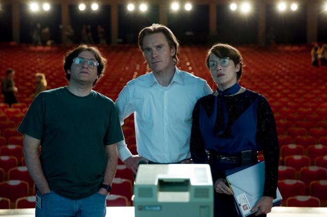 3つのプレゼンの舞台裏だけを描く、大胆な人物伝『スティーブ・ジョブズ』