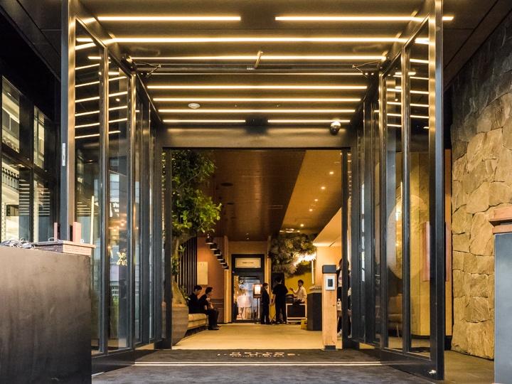 気取らずカッコいい「TRUNK(HOTEL)」(@渋谷)に、泊まる?仕事で使う?遊びに行く?