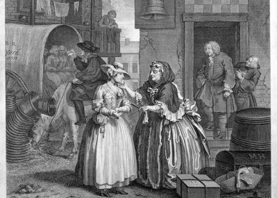 諷刺画の概念を変えたパイオニア、ウィリアム・ホガースの軌跡を辿る。