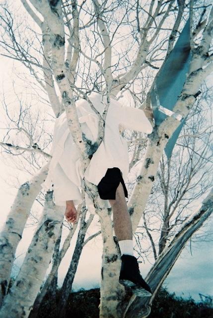 注目を集める若手写真家・奥山由之の、写真集&写真展「BACON ICE CREAM」がまもなく開催。